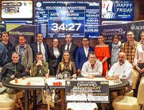 Diamond Anniversary €100.000GTD, un successo!