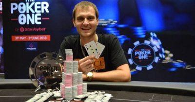 The Poker One Jakubcik Portomaso Casino