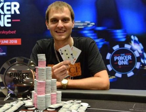 Al Portomaso Casino il The Poker One va a Ondrej Jakubcik