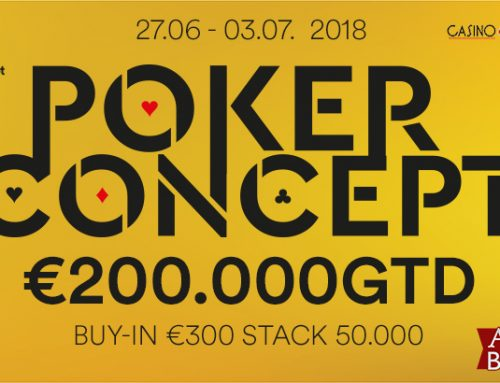 Al Poker Concept €200.000GTD il Blog Live by AcesBook