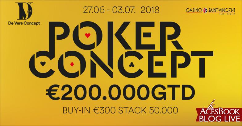 Poker Concept Saint Vincent