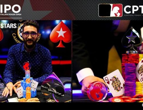 Bis di Simone Speranza per l'IPO sponsored by PokerStars.it di Campione