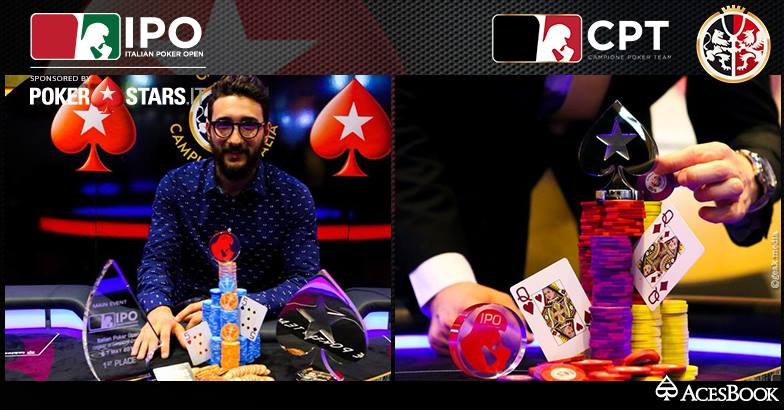 Simone Speranza IPO Pokerstars